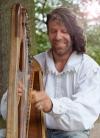 Harfenist Harald Kramer