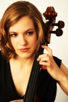 Cellistin Esther Saladin