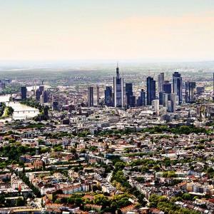 Luftbildauftrag Frankfurt am Main